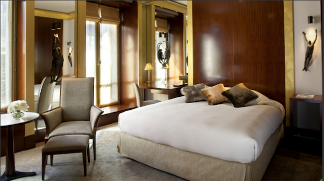 Park Hyatt Vendome in Paris