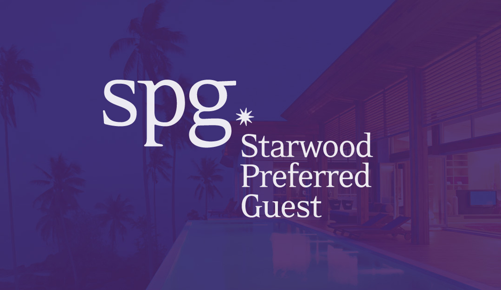 New 35,000 Bonus on the Amex Starwood Preferred Guest Cards