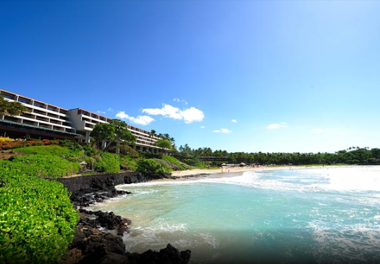 Mauna Kea Beach Hotel, Autograph Collection, Category 8 Marriott hotel in Hawaii