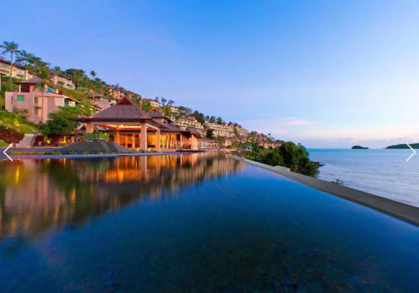 SPG Westin Phuket