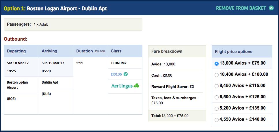 Aer-Lingus-Avios-BOS-DUB-13000
