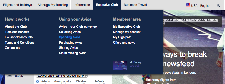 executive-club-spend-avios