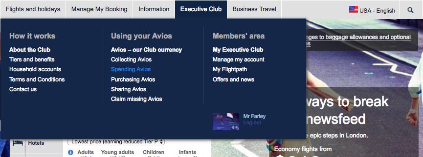 executive-club-spend-avios