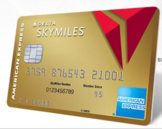 Gold delta skymiles from american express personal card review colourmoves