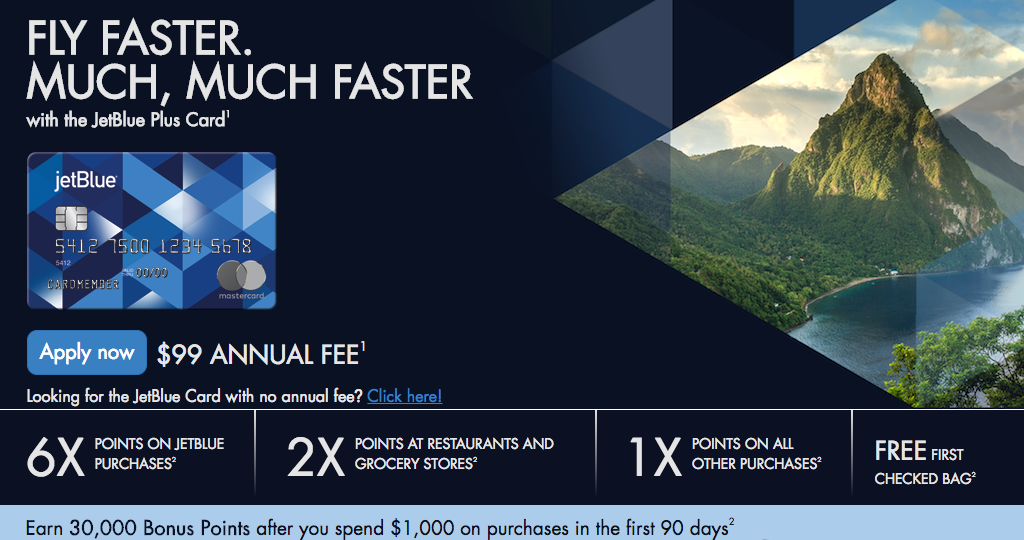 jetblue credit cards from barclaycard