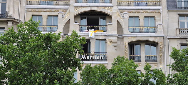 Marriott Hotel Paris