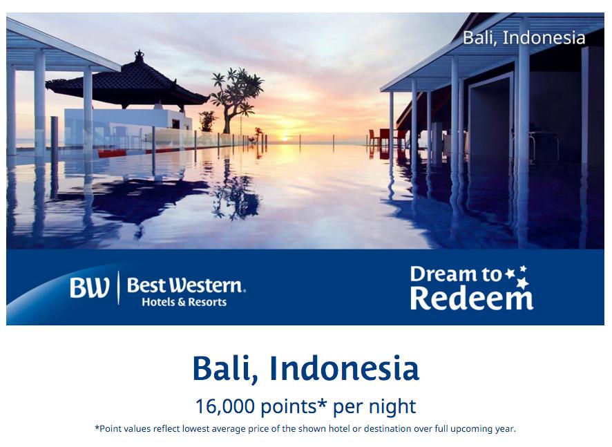 Best Western Bali Indonesia