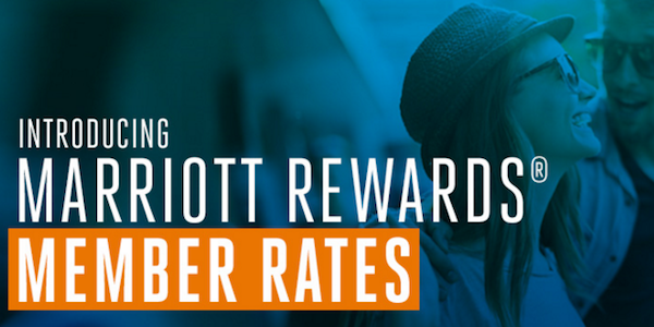 Marriott Rewards Member Rates
