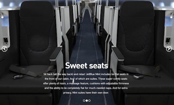mint seats
