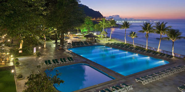 Get upgraded at the Sheraton Grand Rio using Marriott status match