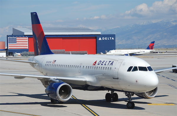 Delta has started installing Gogo 2Ku on its Airbus A319's