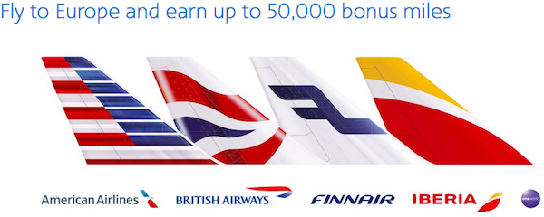 AAdvantage 50000 Bonus Points Promotion