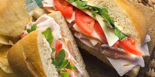 New Delta Signature Sandwich | Photo courtesy Delta