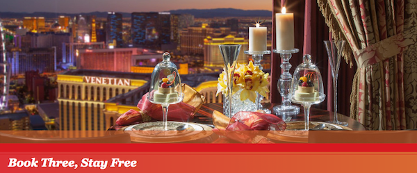 IHG Book Three Stay Free Promotion