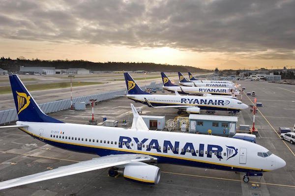 Ryanair's Record Growth Adding To Expansion Plans