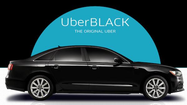 UberBLACK is testing a loyalty program in LA