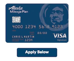 Alaska Credit Card Login >> Alaska Improves 30k Offer With 100 Statement Bonus