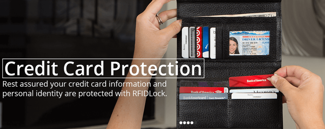 Access Denied produces a range of stylish RFID blocking products for travelers.