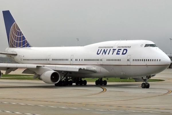 United's fleet of 747's will take Global First with them into retirement.