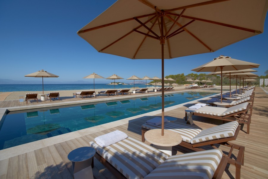 Amanzo'e Beach Club Pool