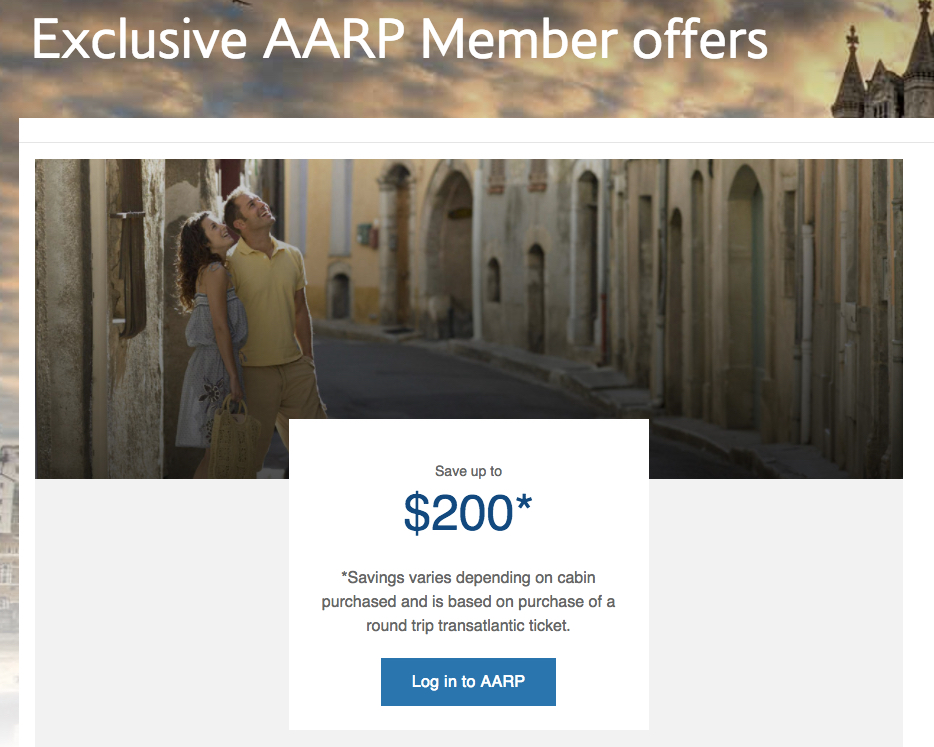 92f60be39ec AARP Member Discount with British Airways