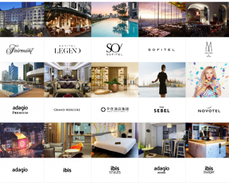 Fairmont, Raffles, and Swissotel are all now live on the AccorHotels website