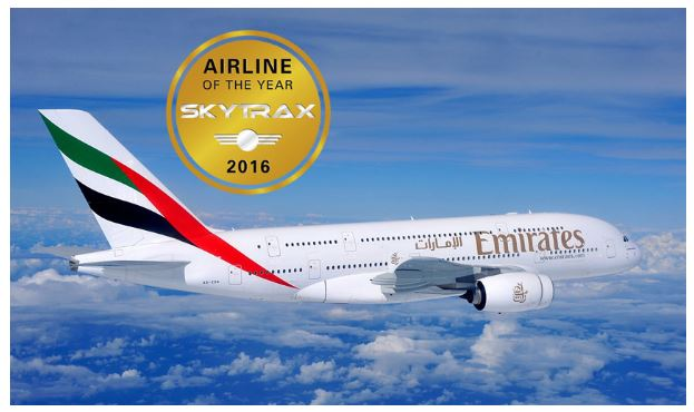 Skytrax Airline of the Year
