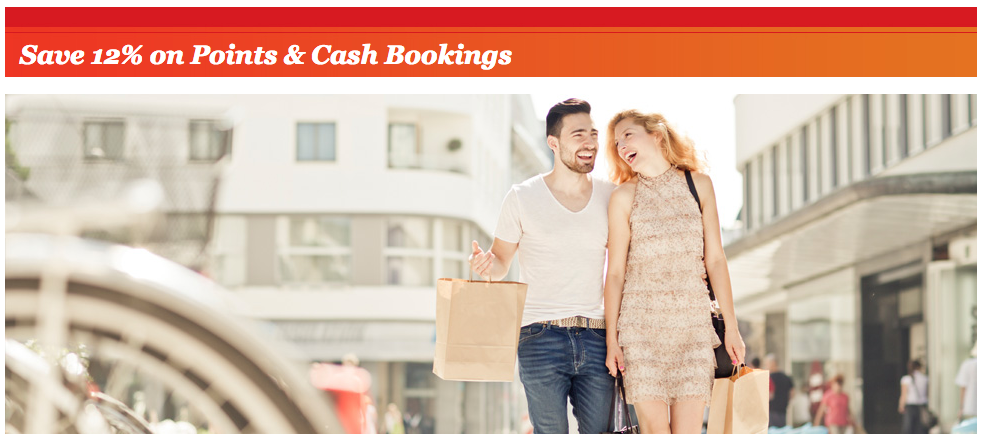 Discount IHG Points and Cash Stays