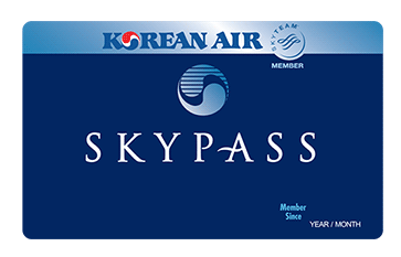 Korean Air SKYPASS