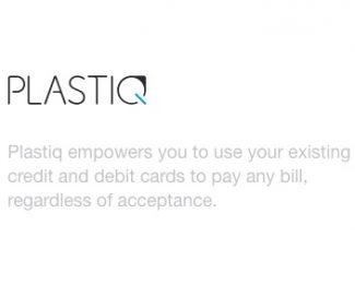 Plastiq & Tagline
