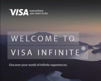 Visa Infinite Canada