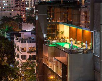 Waldorf Astoria Panama Balcony Pool