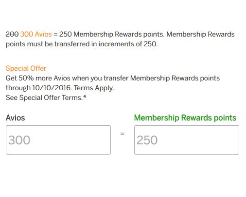 12% Bonus on Amex to BA Avios Transfers - AwardWallet Blog