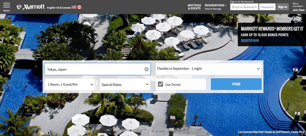 Everything about the marriott rewards program booking marriott free night awards 1betcityfo Choice Image