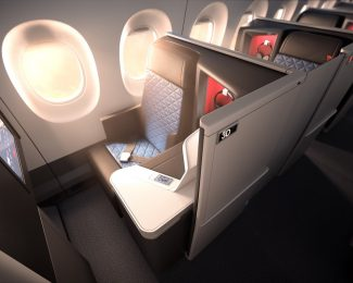 Delta One Business Suite A350