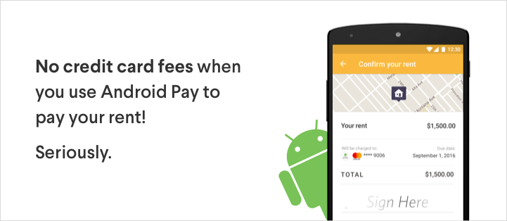 RadPad and Android Pay