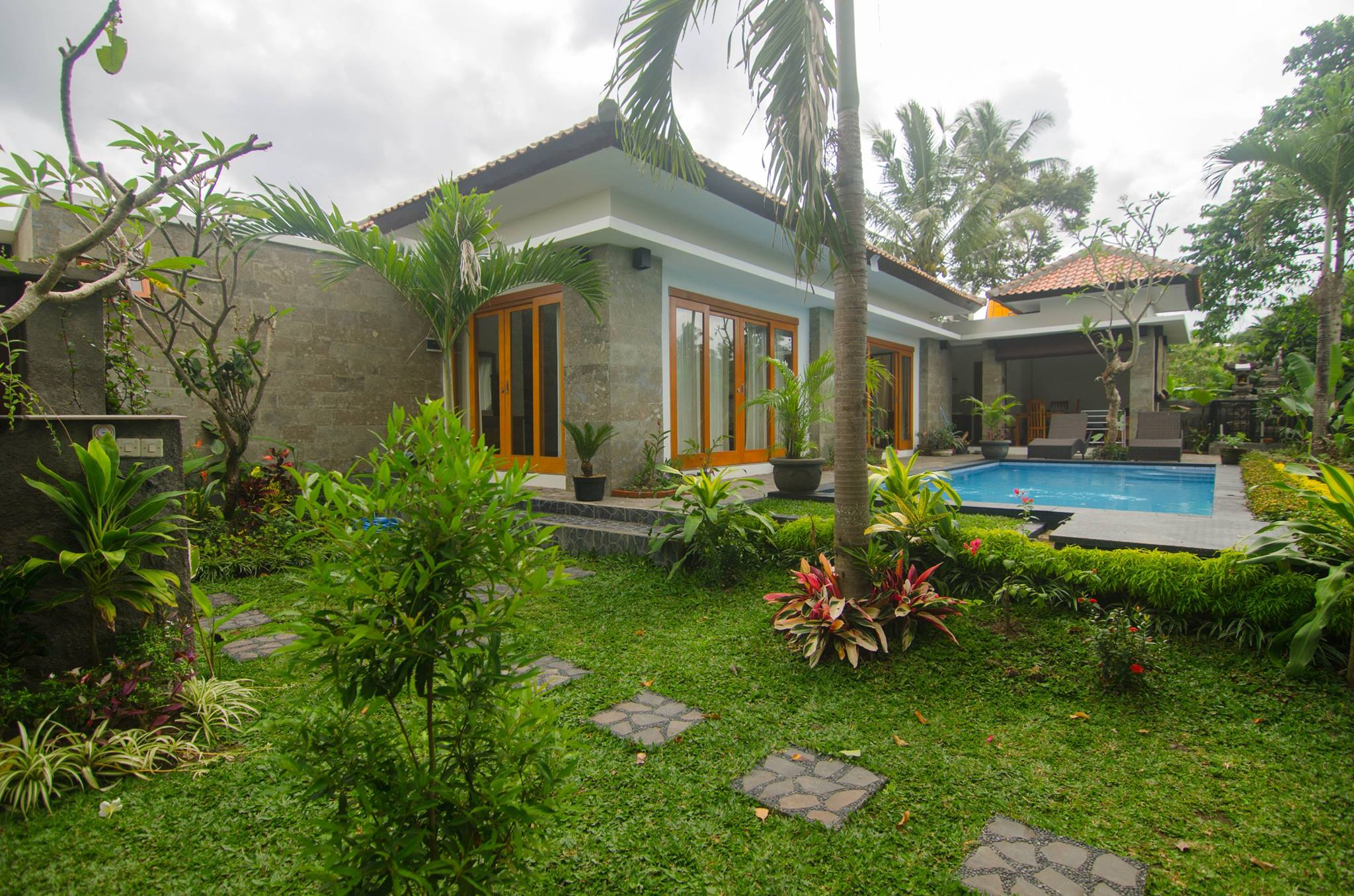 Redeem Venture Miles for Airbnb stays like The Loyik Villa in Ubud, Bali, and earn Delta miles via the Airbnb partnership