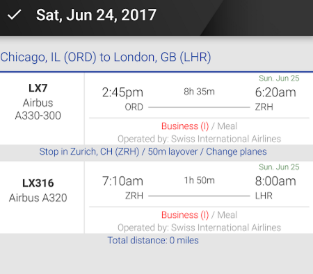 Phantom Award Availability on United's Mobile Site