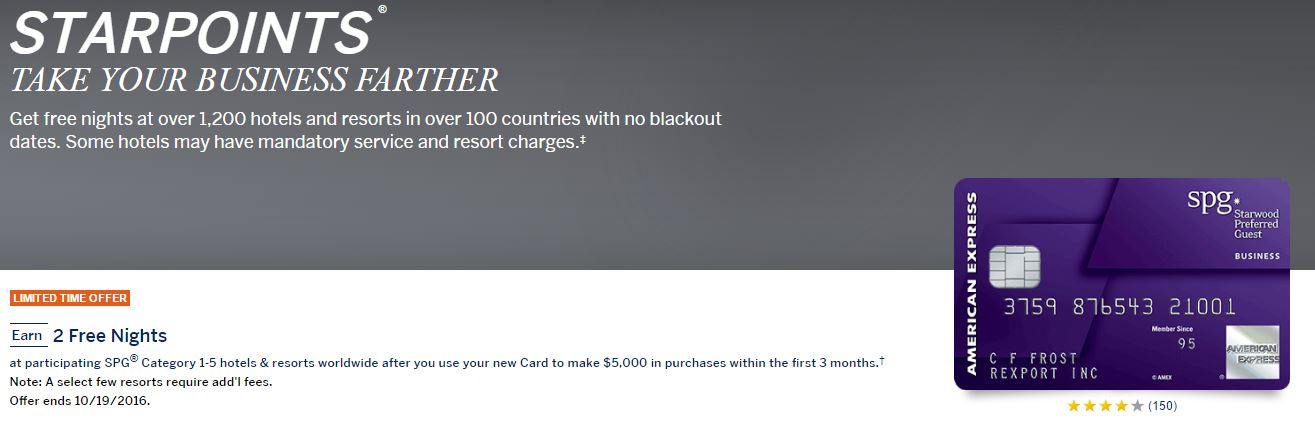 Why the Marriott Rewards Visa Beats the SPG Amex – but Get