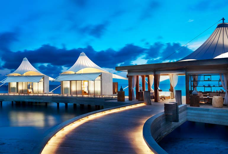 W Maldives AWAY Spa