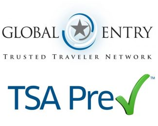 Global Entry and TSA PreCheck