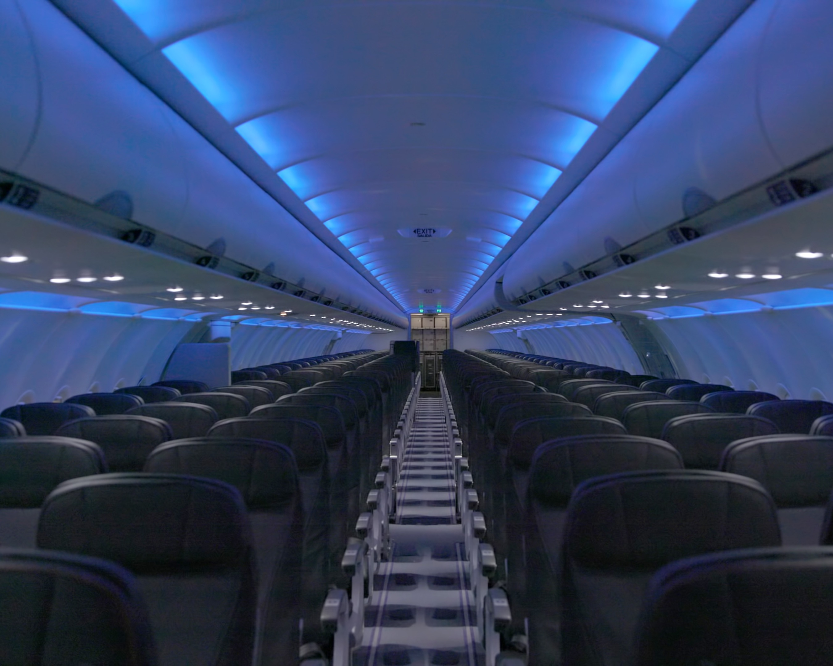 JetBlue new interior a320