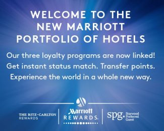 New Portfolio of Marriott Hotels - Ritz Marriott Starwood