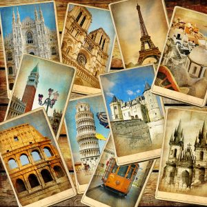 Pictures of Europe