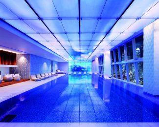 Ritz Carlton Hong Kong Pool
