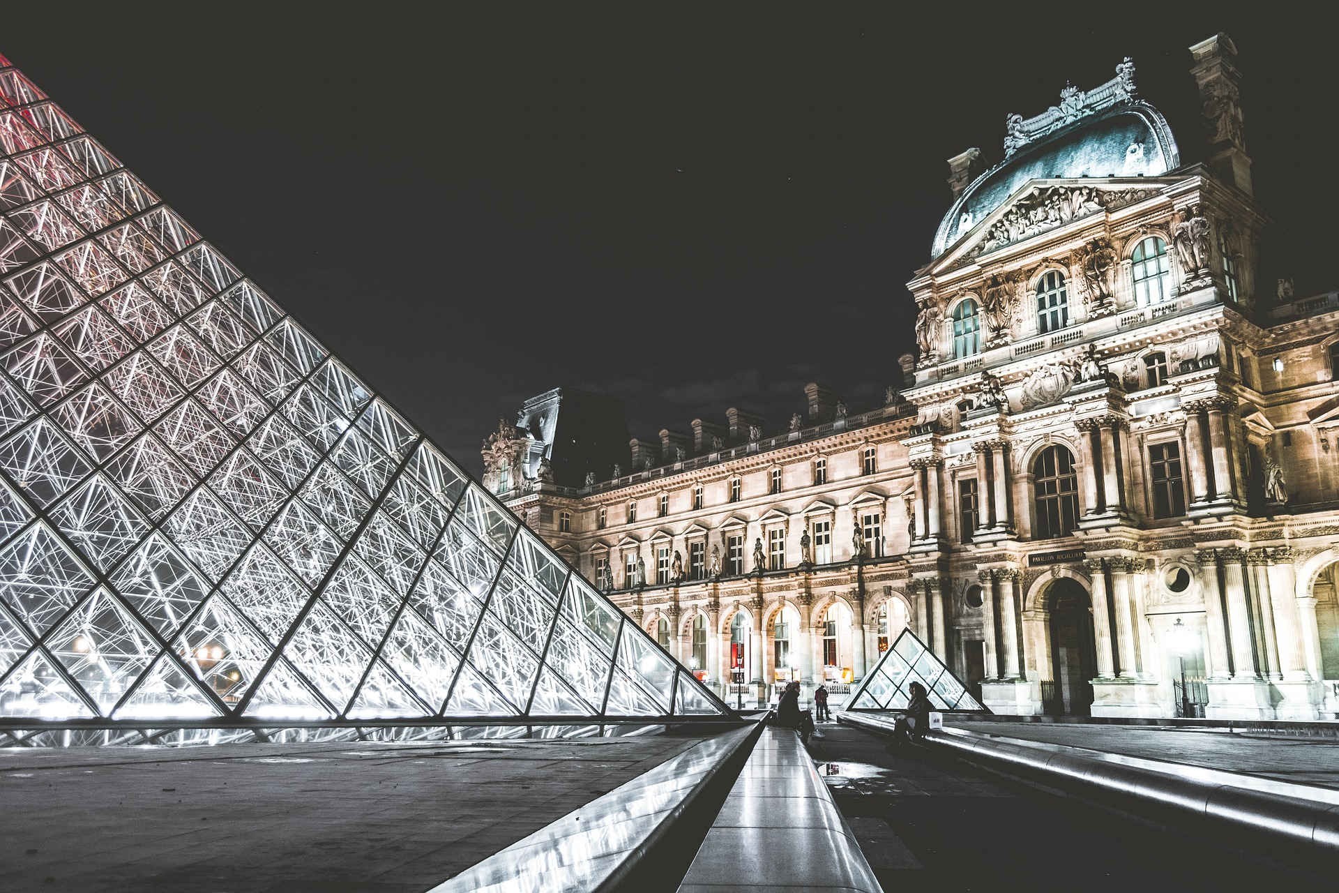 The Louvre is one of Paris' most iconic attractions