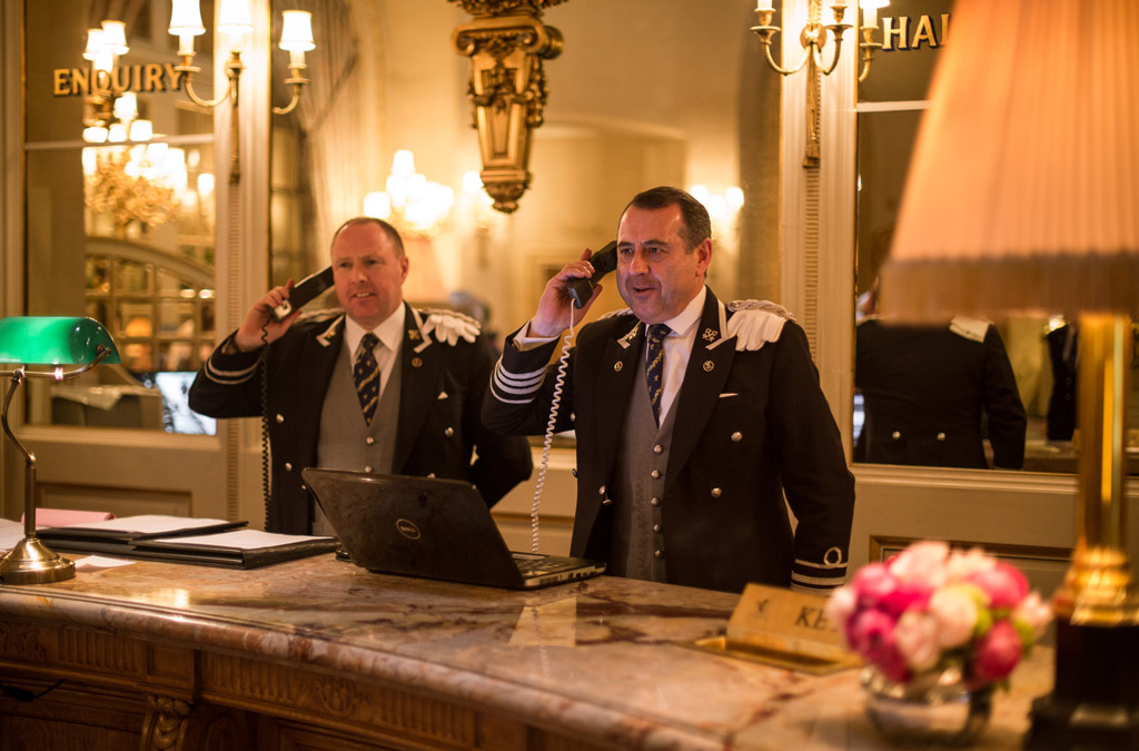 The Ritz-Carlton London Concierge