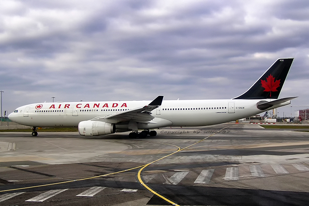 Air Canada A330 Aircraft