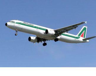 Alitalia Aircraft