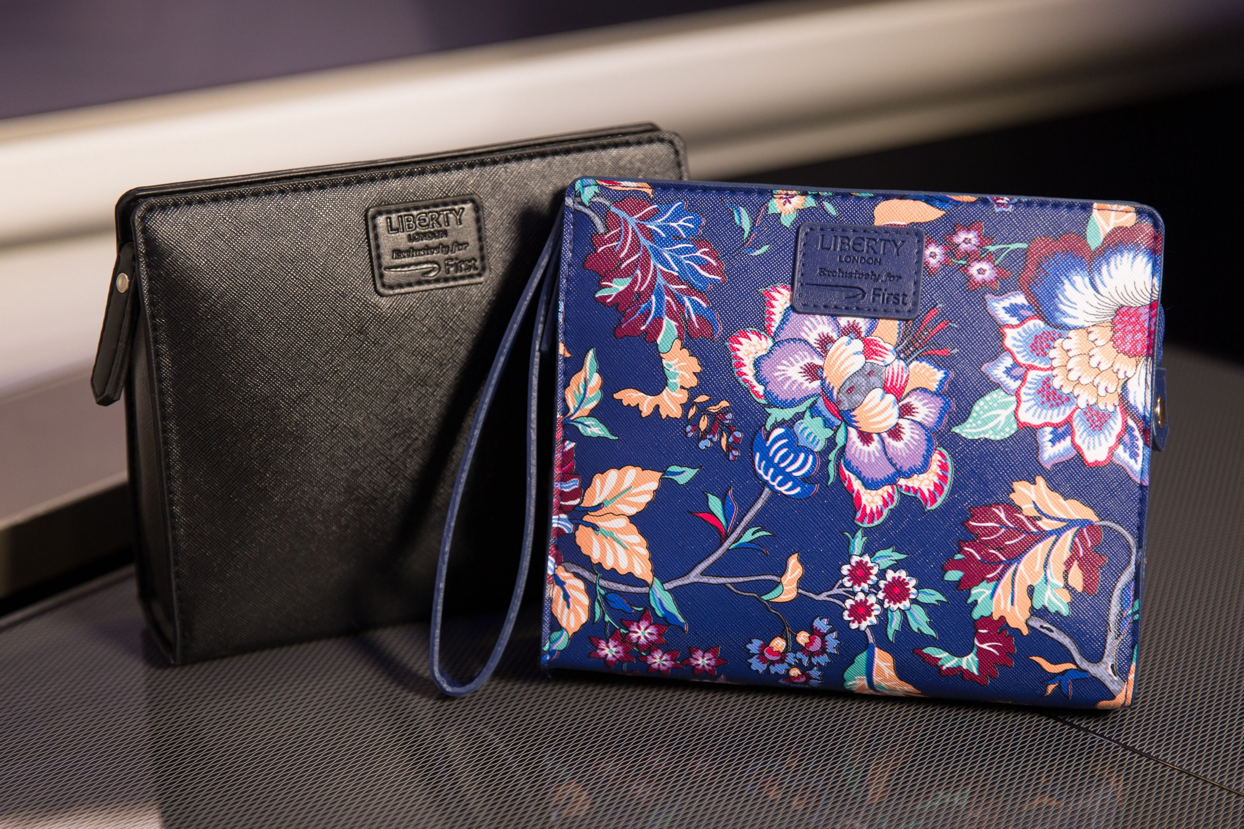 Britsh Airways First Class Liberty Amenity Kits